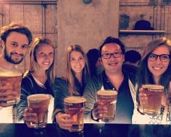 cerveza belga barcelona